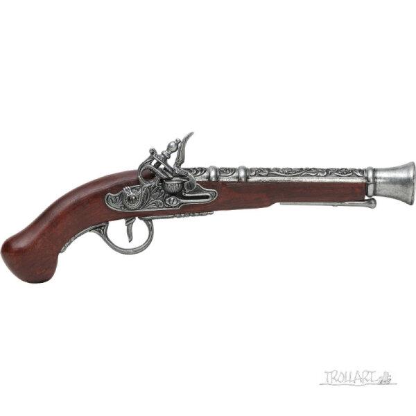 Pistole I, Deko