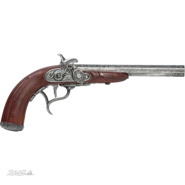 Pistole II, Deko