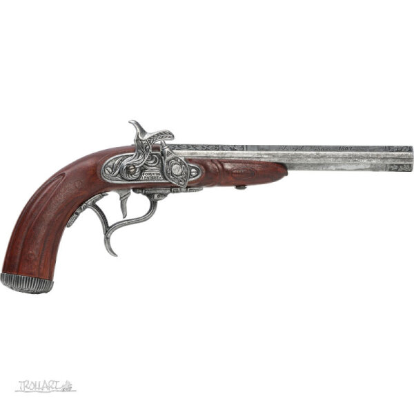 Replica decorative pistol, 36 cm