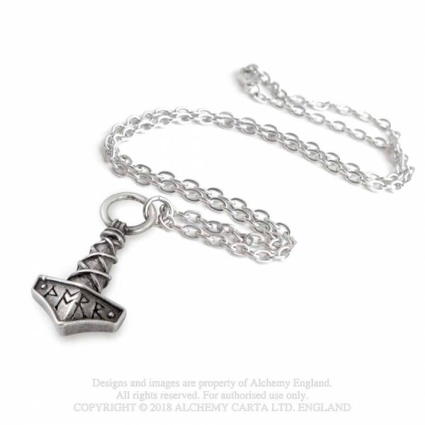 Thors Hammer by Alchemy