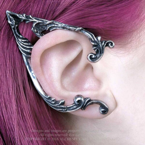 Arboreus (Right), Ear-Wrap by Alchemy