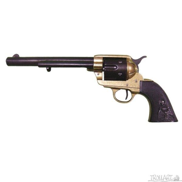 45er Colt, USA 1873 messingf.