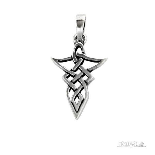 Celtic Symbol of Love, Pendant, Silver 925, incl. Chain