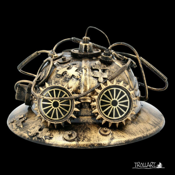 Firefighter Helm, Steampunk