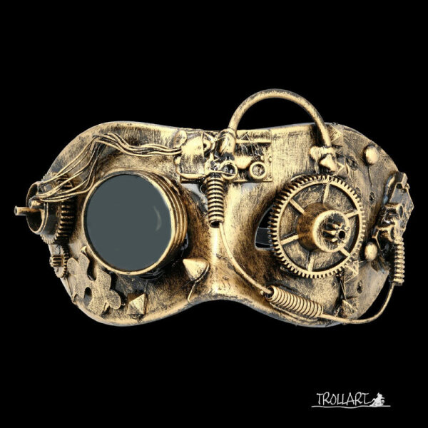 Cyclops, Steampunkmaske