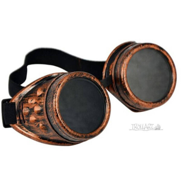 Goggles copper